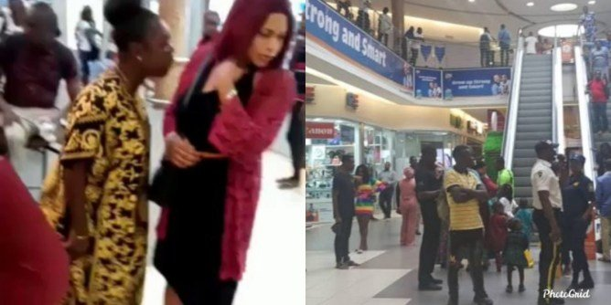 Video: Woman Attacks Lady Trying To Snatch Her Husband