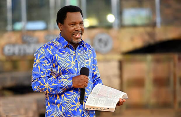 Full List Of Prophet TB Joshua Releases 2020 Prophecies